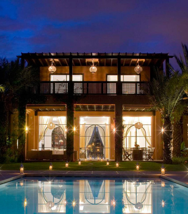Mint morocco offers mint morocco for Villa jardin nomade
