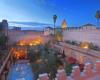 La maison arabe mint morocco for Architecture maison arabe
