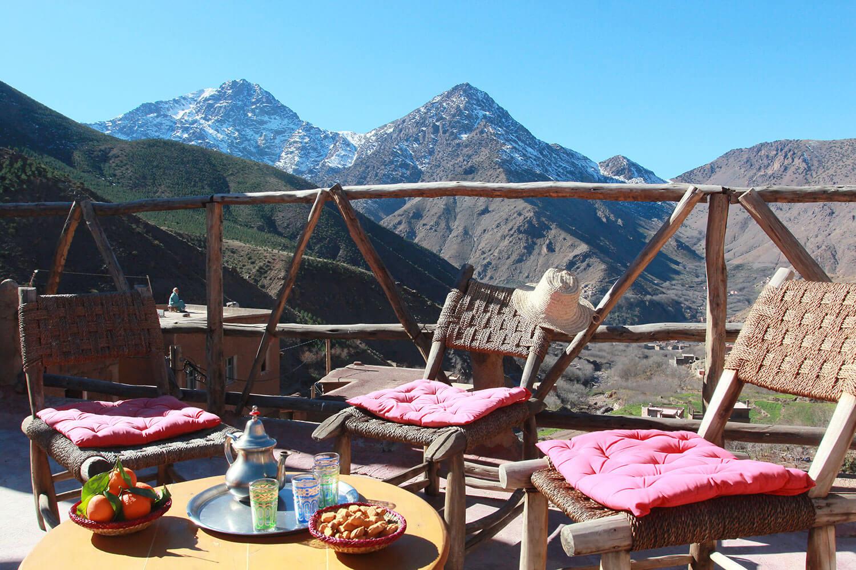 Atlas Mountains Boutique hotel