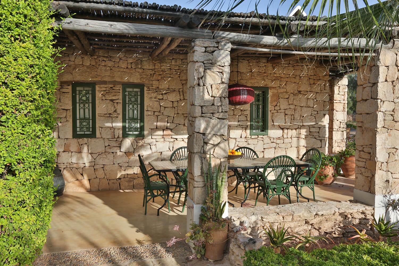 Les jardins de villa maroc mint morocco for Jardin villa maroc