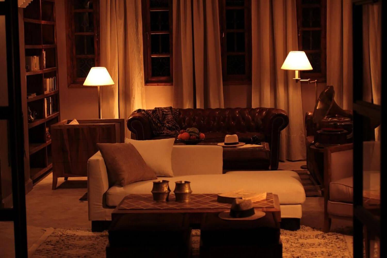 Boutique Desert Hotel in Morcco