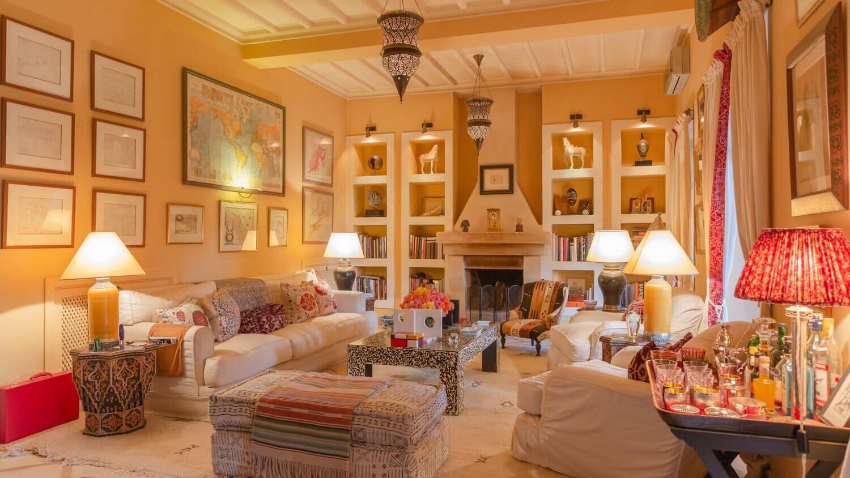 Luxury villa with private pool near Marrakech