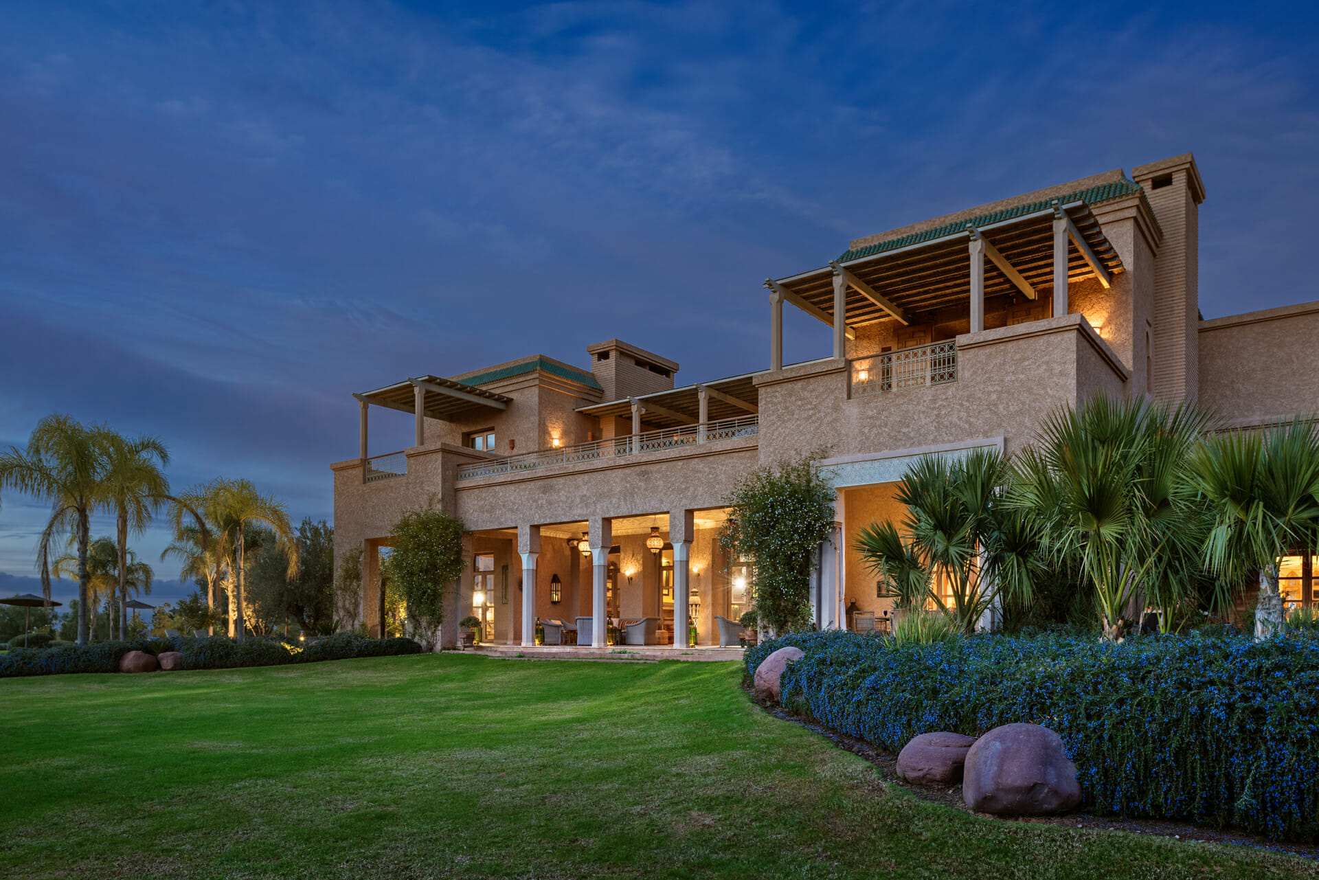 Luxury catered villa Marrakech