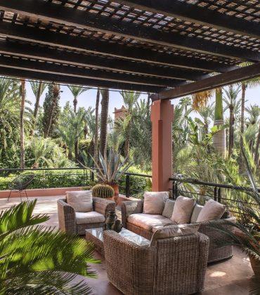 Luxury villa in the heart of Marrakech