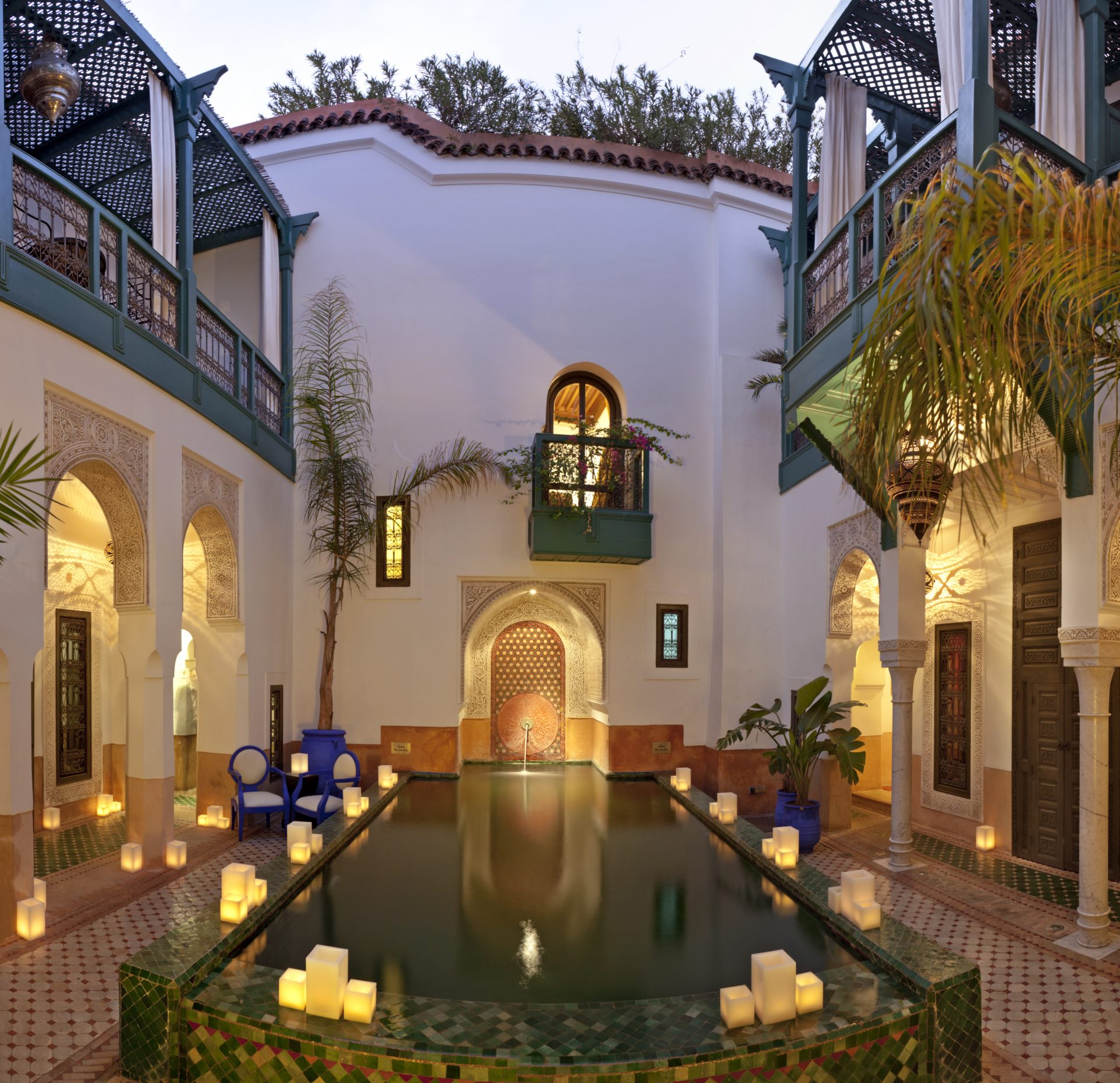 Luxury riad with Spa Marrakech