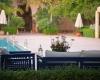 La Maison Arabe's private Country Club