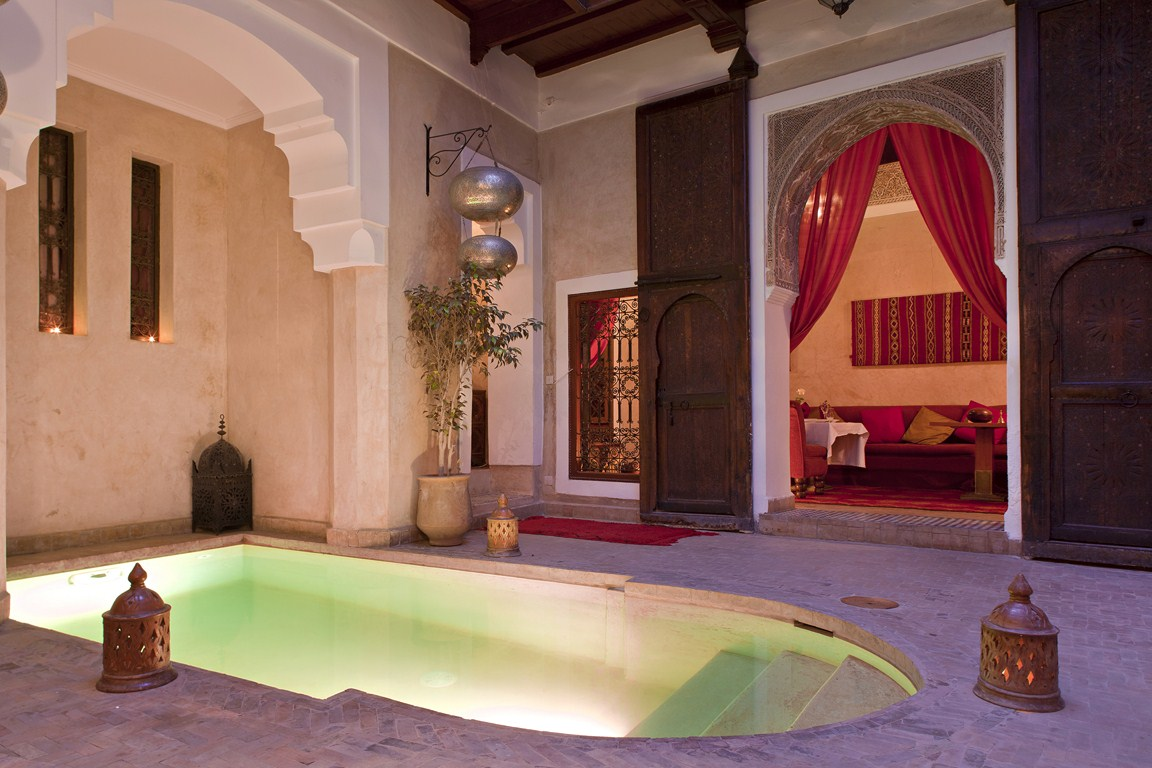 Traditional Riad in Marrakech